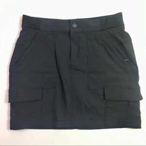 Athleta Shorts - Athleta Trekkie Black Skort  2.0 EUC